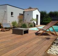 plage de piscine ipé La Rochelle